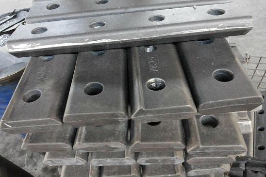 Rail Joint Bar Splice Bar China Joint Bar Manufacturer